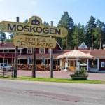 Hotell Moskogen i Leksand
